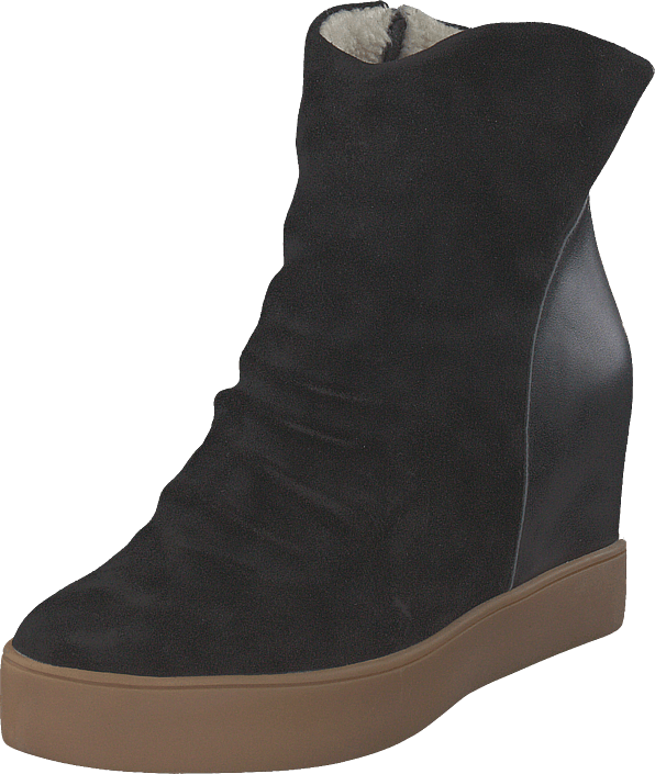 Sorte Kjøp The Online Fur Black Sko Bear Boots Shoe Trish wCCrxaY7