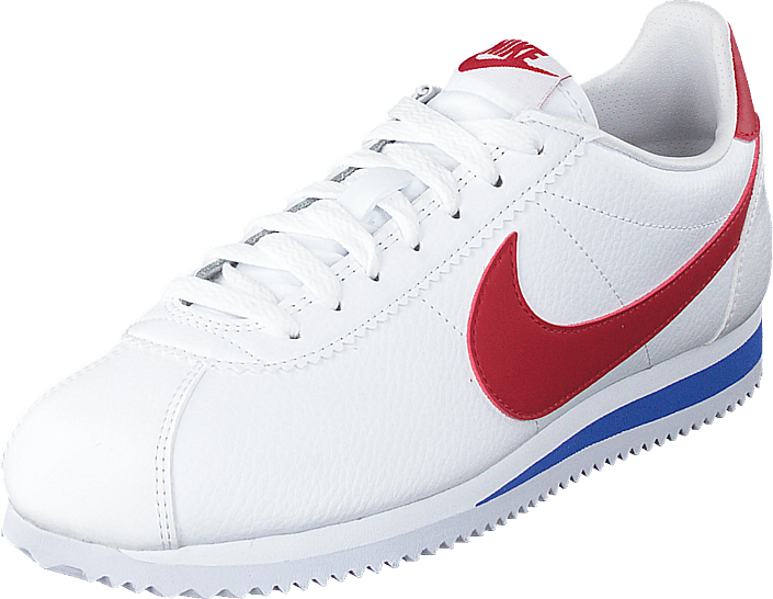 Nike - Classic Cortez Leather White/varsity Red