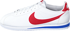 new product ef396 ec811 Nike - Classic Cortez Leather White varsity Red