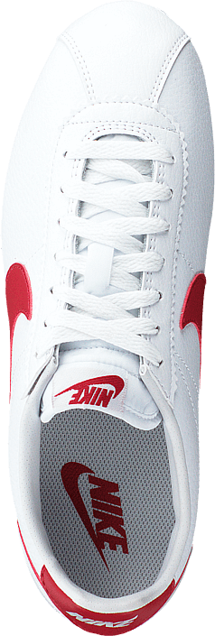 Classic Cortez Leather White/varsity Red