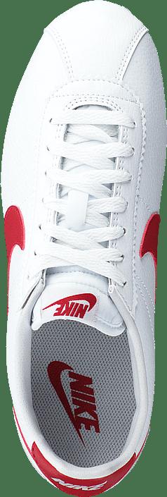 Nike - Classic Cortez Leather White/varsity Red