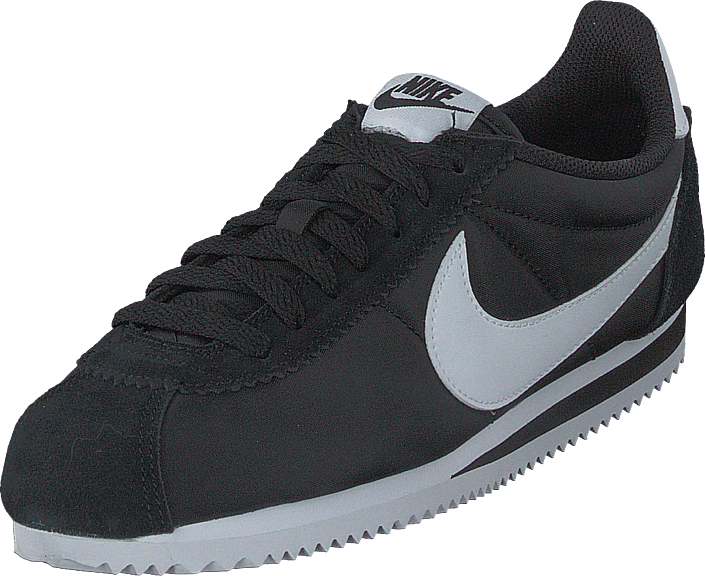 lowest price 7a4fe 0f547 Nike - Classic Cortez Leather Black white-white