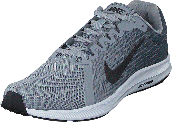 Nike - Downshifter 8 Grey / Silver / White