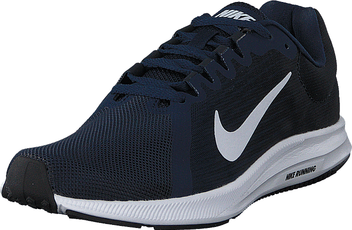 Nike - Downshifter 8 Navy / White