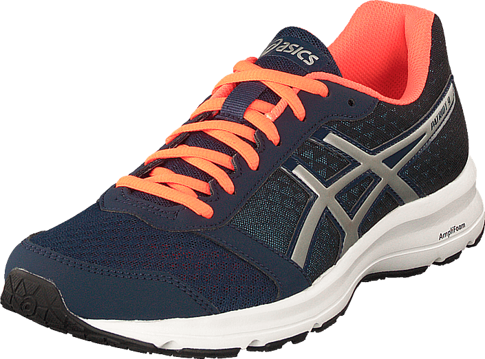 Asics - Patriot 9 Indigo Blue/silver/flash Coral
