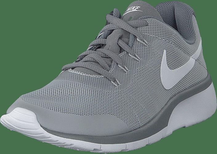 Nike - Boys' Tanjun Racer (gs) Shoe Wolf Grey/white-cool Grey-anth