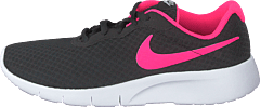 Tanjun (gs) Girls' Shoe Black/hyper Pink-white