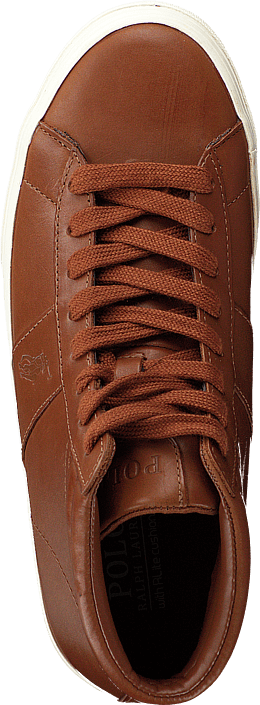 Polo Ralph Lauren - Shaw Sneakers Deep Saddle Tan