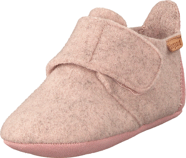 Bisgaard - Home Shoe - Wool Star Blush