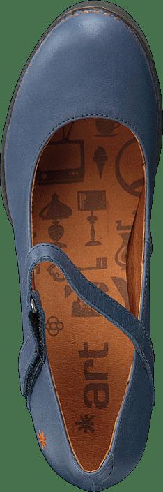 Sko 0933 Online Kjøp Artic Harlem Heels Art Blue Blå 0zCrxnrqw