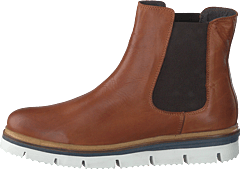 Cleated Chelsea Jas18 Cognac