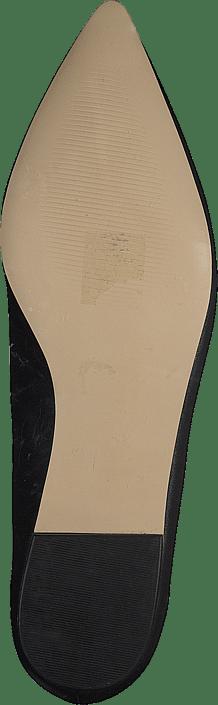 Femme Chaussures Acheter Bianco Asymmetric Ballerina Jas18 Noir Chaussures Online