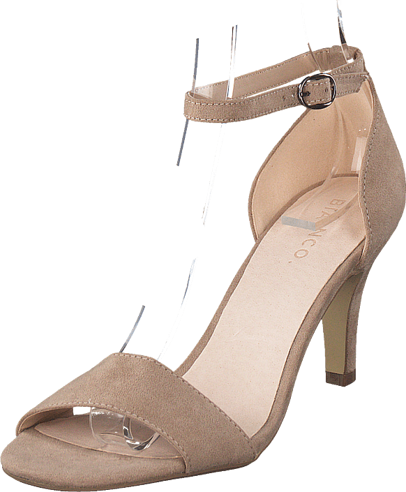 Bianco - Low Basic Sandal Noos Nougat