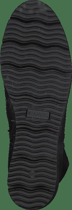 Bianco - Warm Hiking Boot Jas18 Black