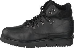 Warm Hiking Boot Jas18 Black