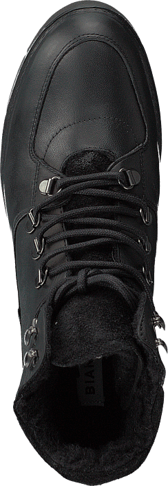 Warm Hiking Boot Jas18 Black