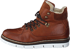 Warm Hiking Boot Jas18 Cognac