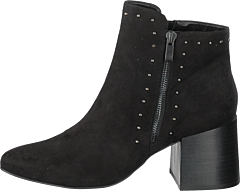 Ankle Boot With Details Jas18 Black