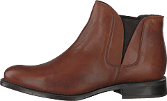 V-split Boot Noos Cognac