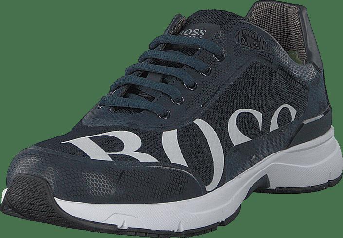 Boss Green - Hugo Boss - Velocity_runn_logo2 Dark Navy