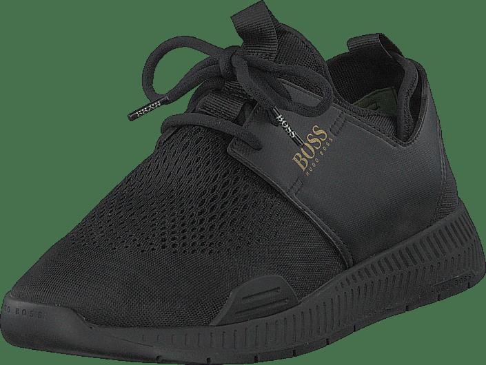 0c48debc Buy Boss Green - Hugo Boss Titanium_runn_act Black black Shoes ...