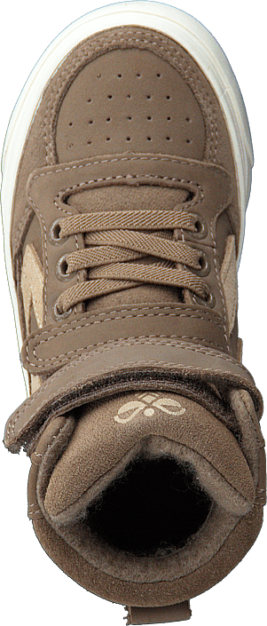 Hummel - Stadil Oiled High Jr Taupe Grey