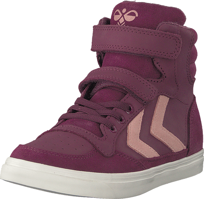 Hummel - Stadil Oiled High Jr Crushed Violet