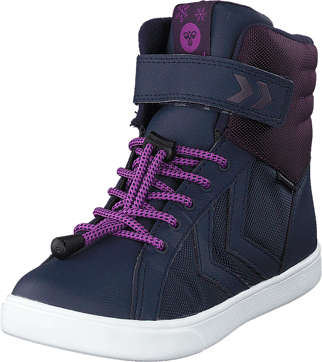8c71099a58f Buy Hummel Splash Poly Jr Peacoat purple Shoes Online | FOOTWAY.co.uk