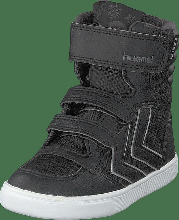 371b0a505a55 Køb Hummel Stadil Super Poly Boot Jr Black asphalt grå Sko Online ...