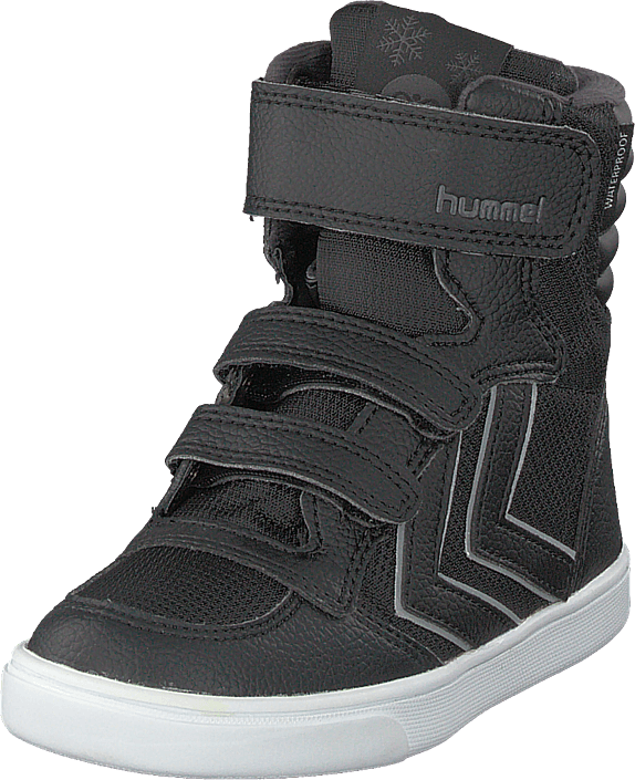 Hummel Vinterstøvler Tex Snow Boot Jr Asphalt