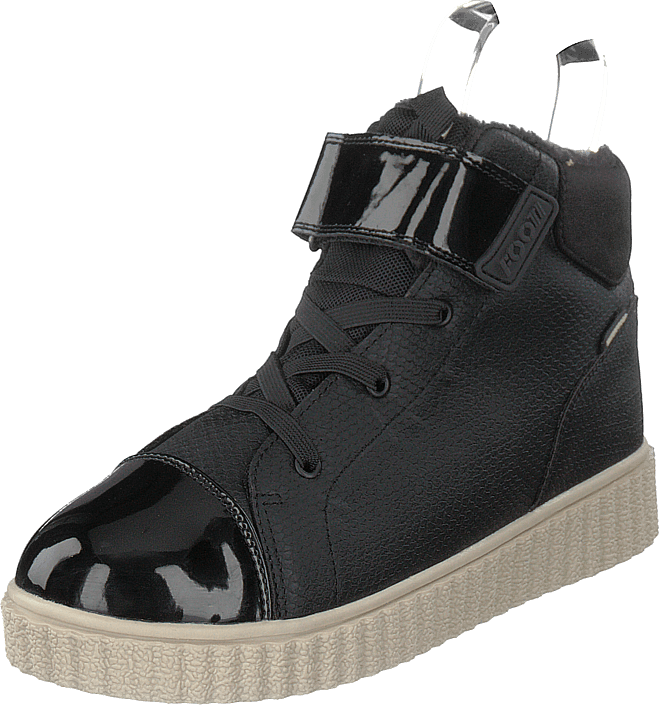 Footi - Union Sq Croc Black
