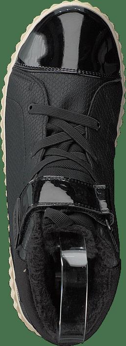 Union Sq Croc Black