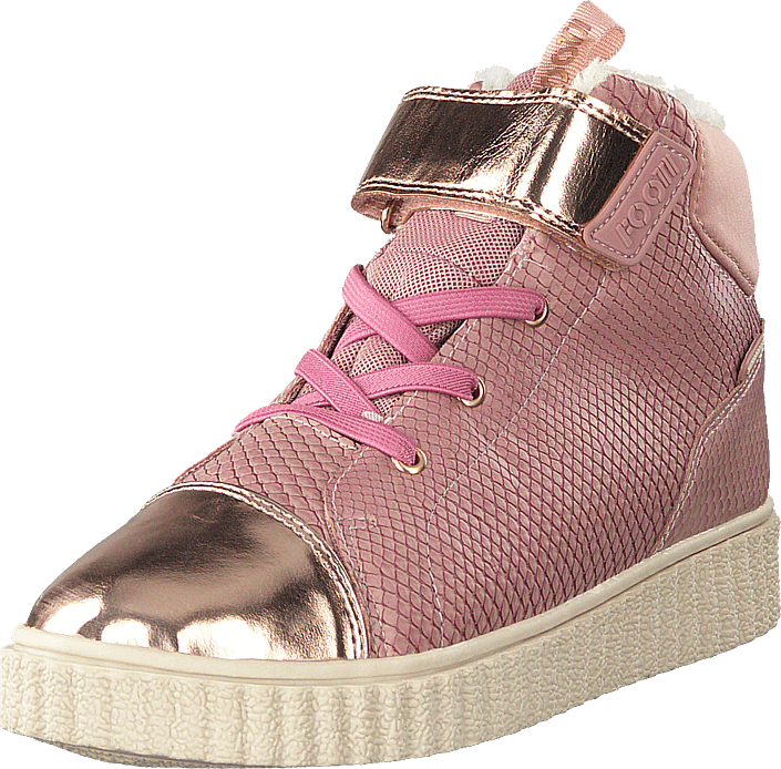 Union Sq Croc Pink