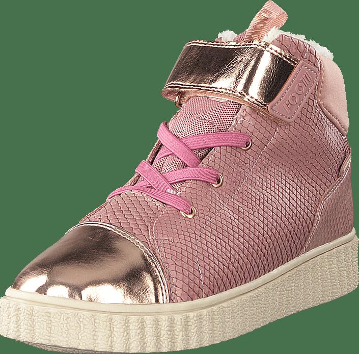 Footi - Union Sq Croc Pink