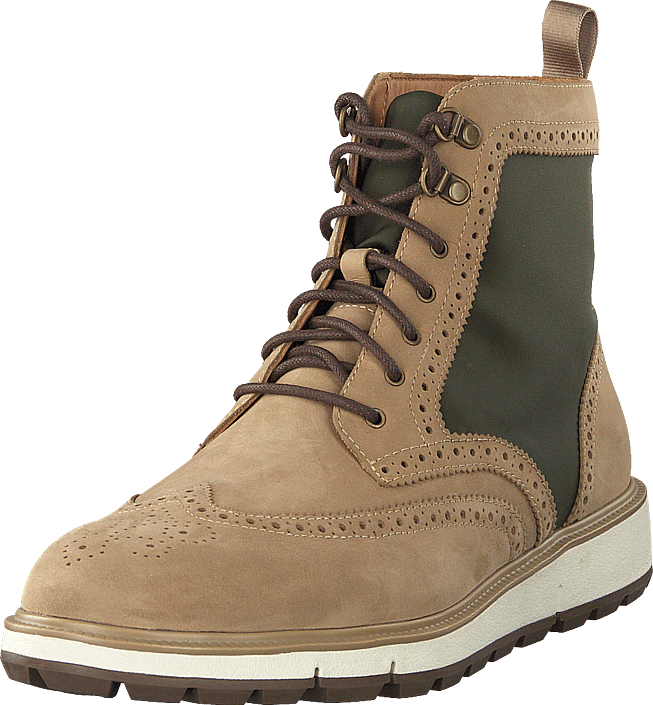 Swims - Motion Wing Tip Boot Gaucho