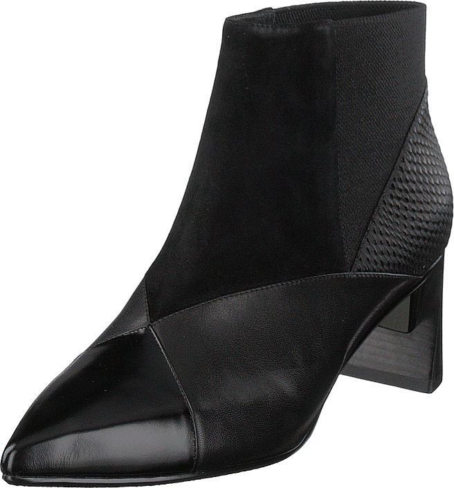 United Nude - Zink Patch Mid Black