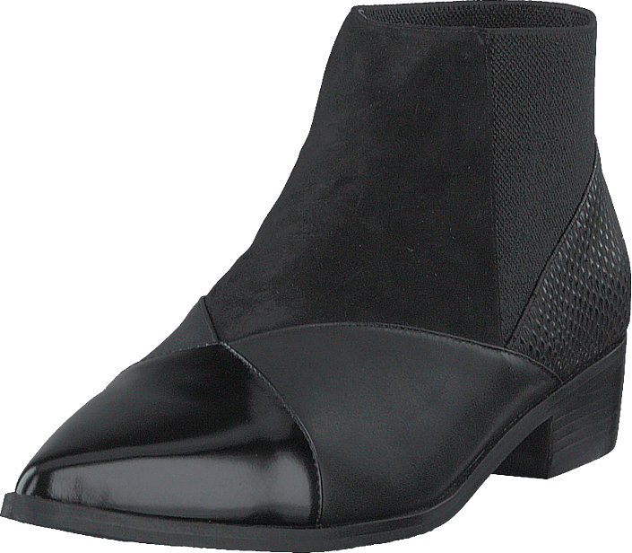 United Nude - Zink Patch Lo Black