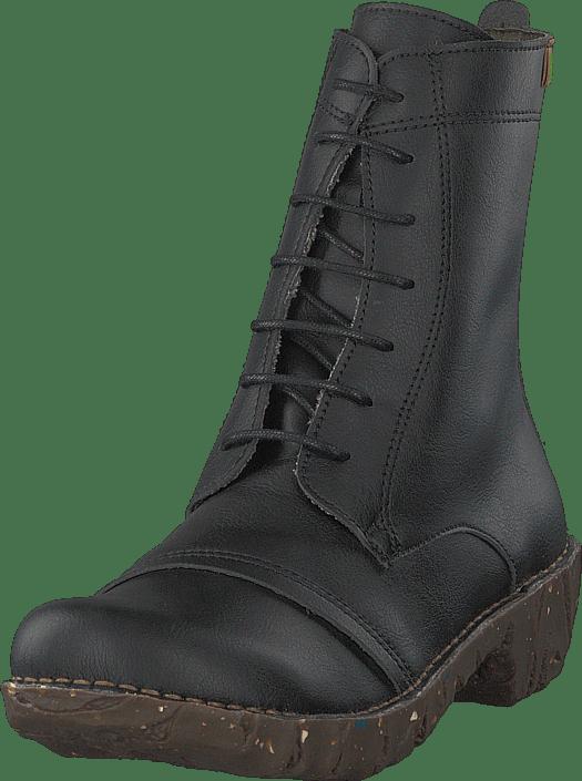 ae0a9c300333ef Buy El Naturalista Vegan Black grey Shoes Online