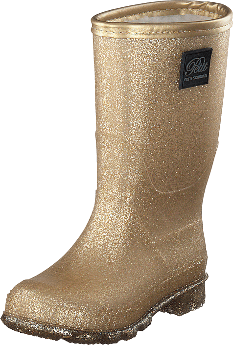 f3467300854 Buy Petit by Sofie Schnoor Boot Rubber W. Lining Champagne brown ...