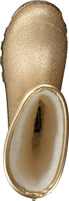 Petit by Sofie Schnoor - Boot Rubber W. Lining Champagne