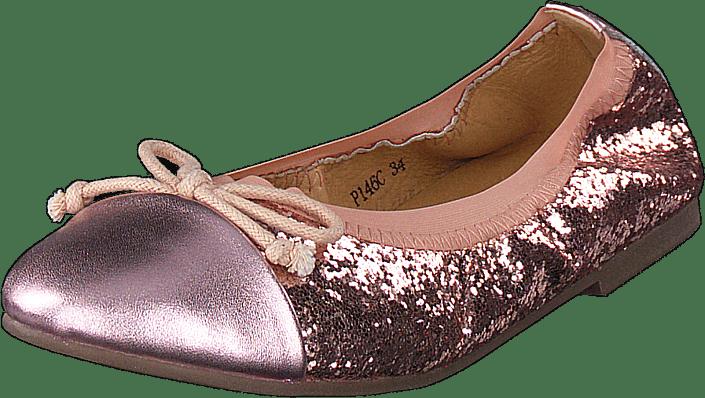 Indoors Shoe Dusty Rose