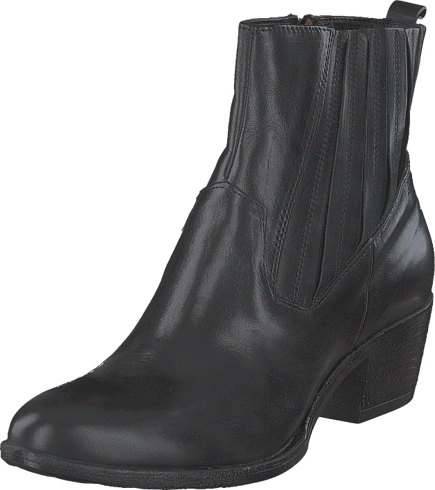 MJUS - Boots Hid. Elastic Dally Nero/7401