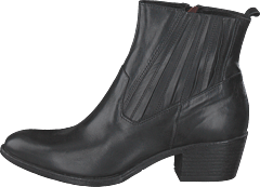 Boots Hid. Elastic Dally Nero/7401