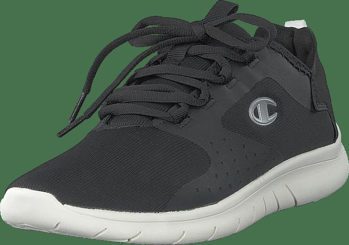 Champion - Low Cut Shoe Alpha Cloud Mesh Black Beauty