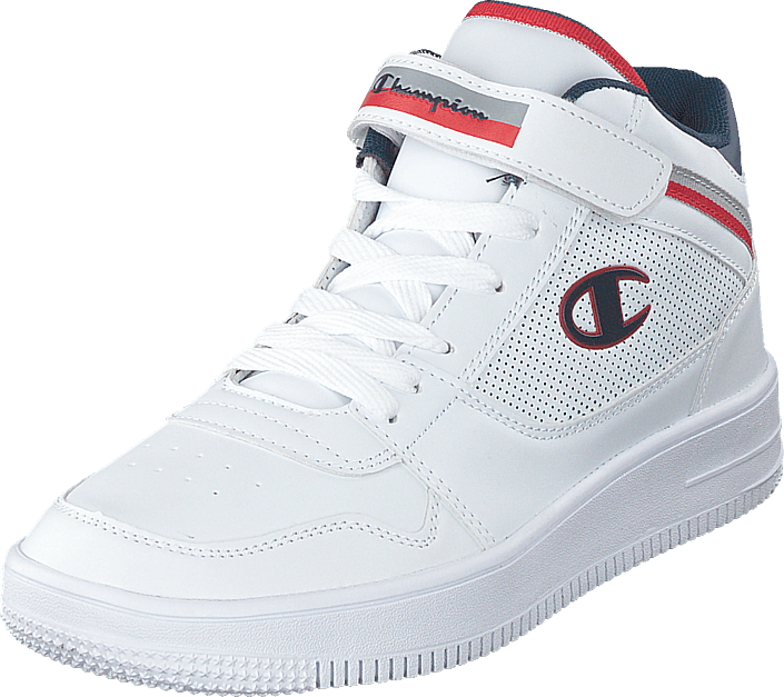 Champion - Mid Cut Shoe Rebound Vintage White