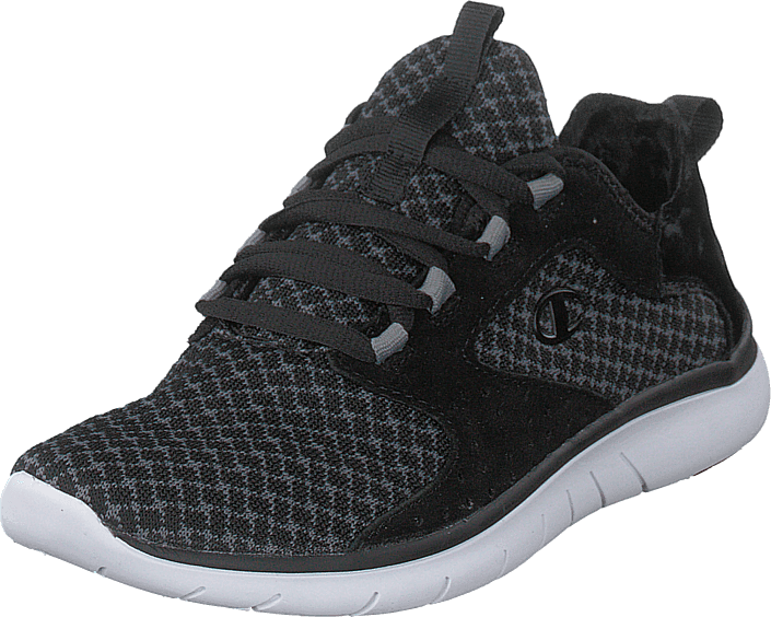 Champion - Low Cut Shoe Alpha Cloud Knit Black Beauty