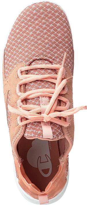 Low Cut Shoe Alpha Cloud Knit Dusty Pink