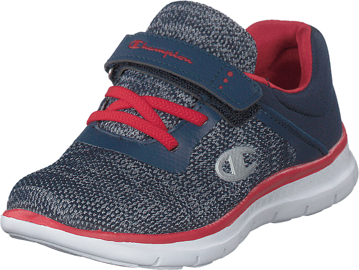 Champion - Low Cut Shoe Softy Knit B Ps True Blue