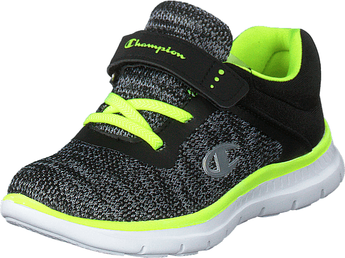 5a93bbdd9a2 Buy Champion Low Cut Shoe Softy Knit B Ps Black Beauty black Shoes ...
