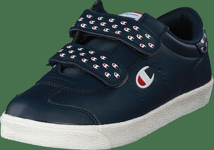 40ec954eb86c7 Buy Champion Low Cut Shoe Venice Low Pu Ps Sky Captain A blue Shoes ...